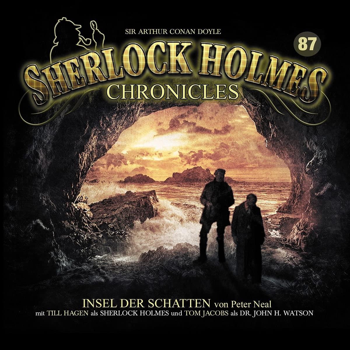 Sherlock Holmes Chronicles 87 Insel der Schatten