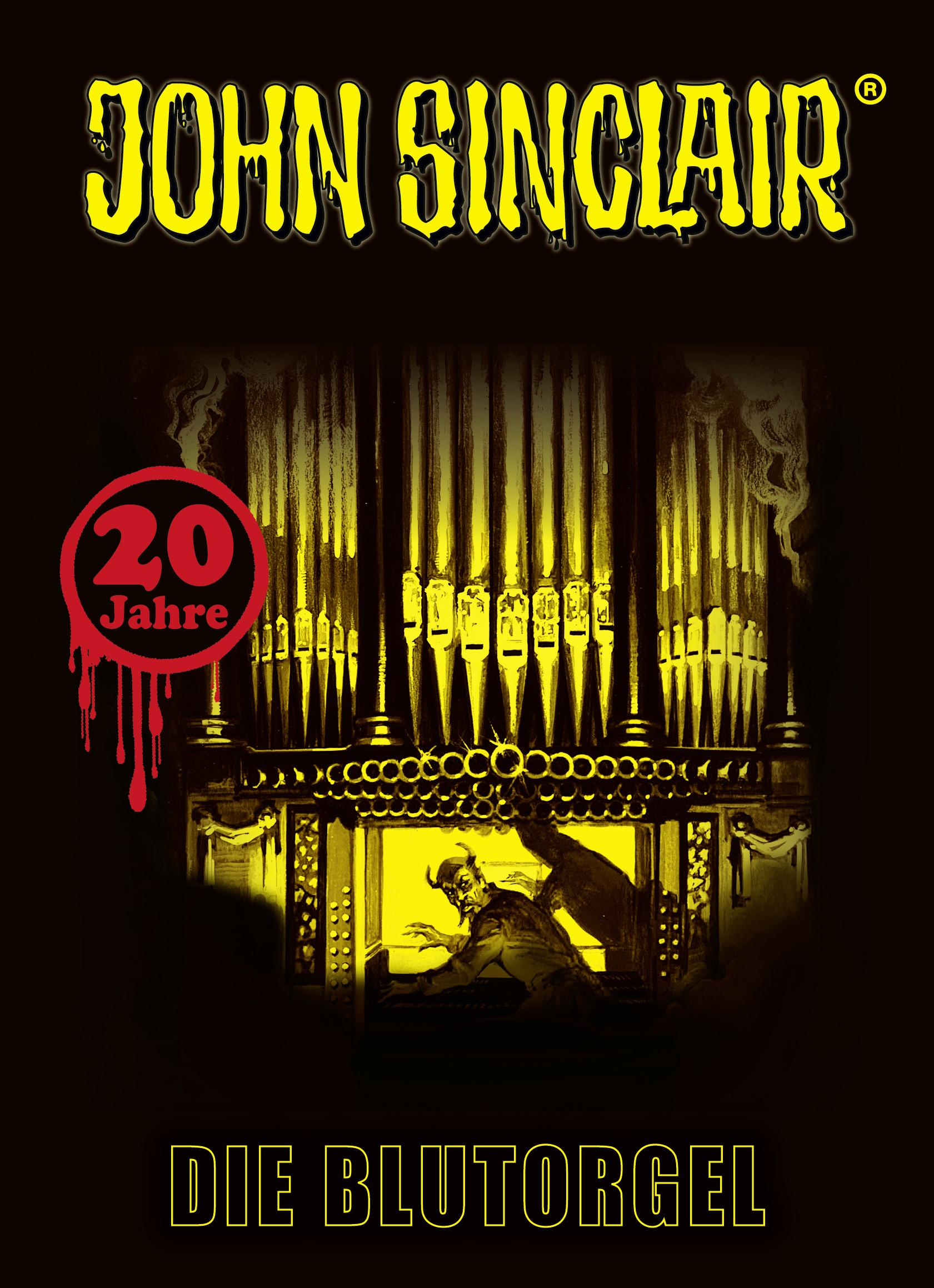 John Sinclair - Die Blutorgel - limitierte Jubiläumsbox