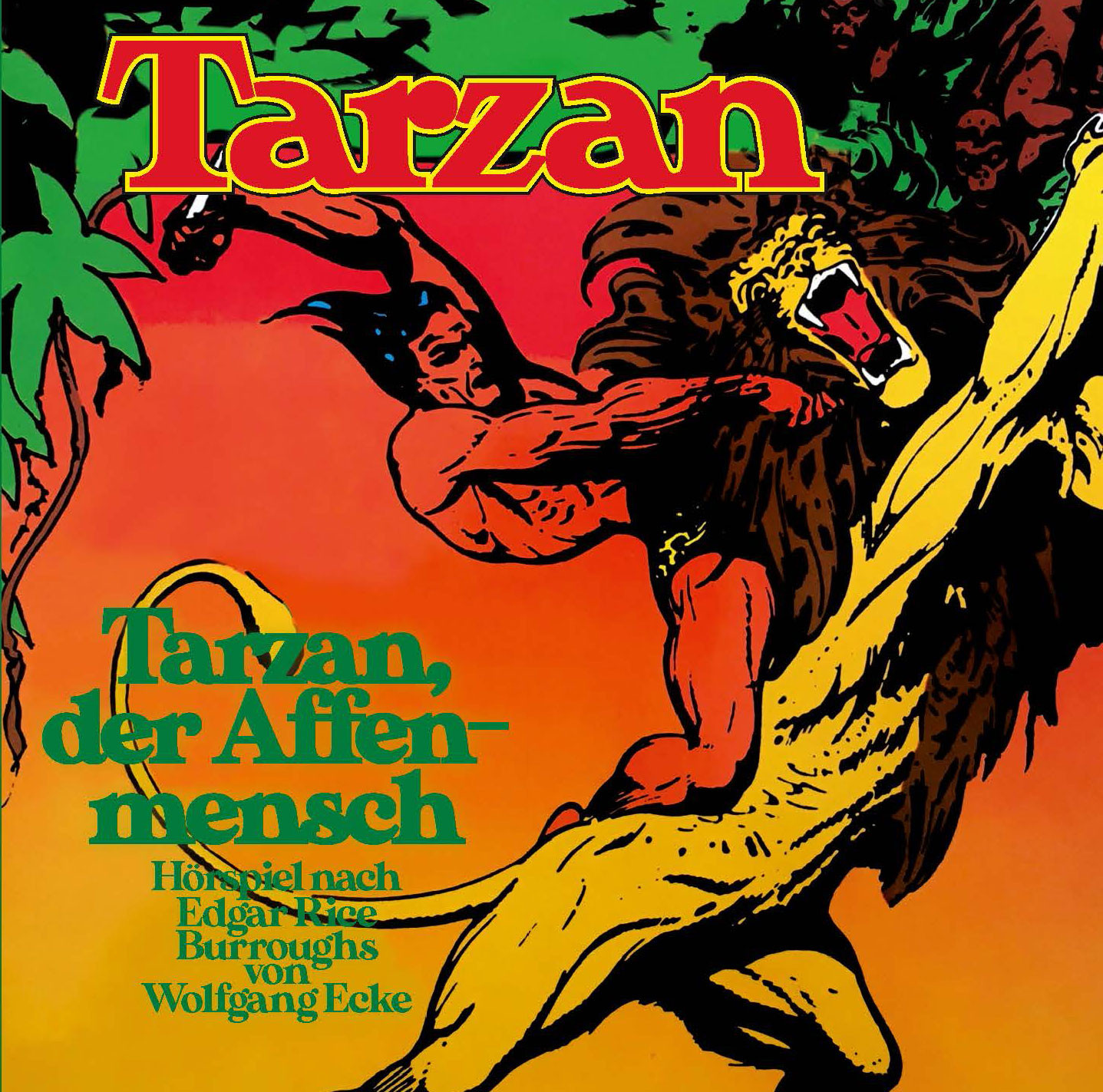 Tarzan - Folge 1: Tarzan, der Affenmensch