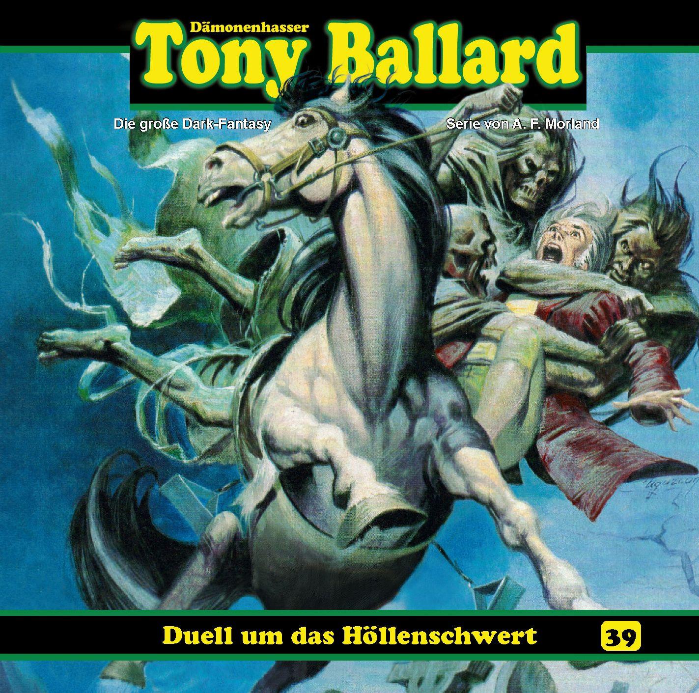 Tony Ballard 39 - Duell um das Höllenschwert (3/4)