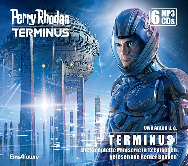 Perry Rhodan Terminus – Die komplette Miniserie (6 mp3-CDs)