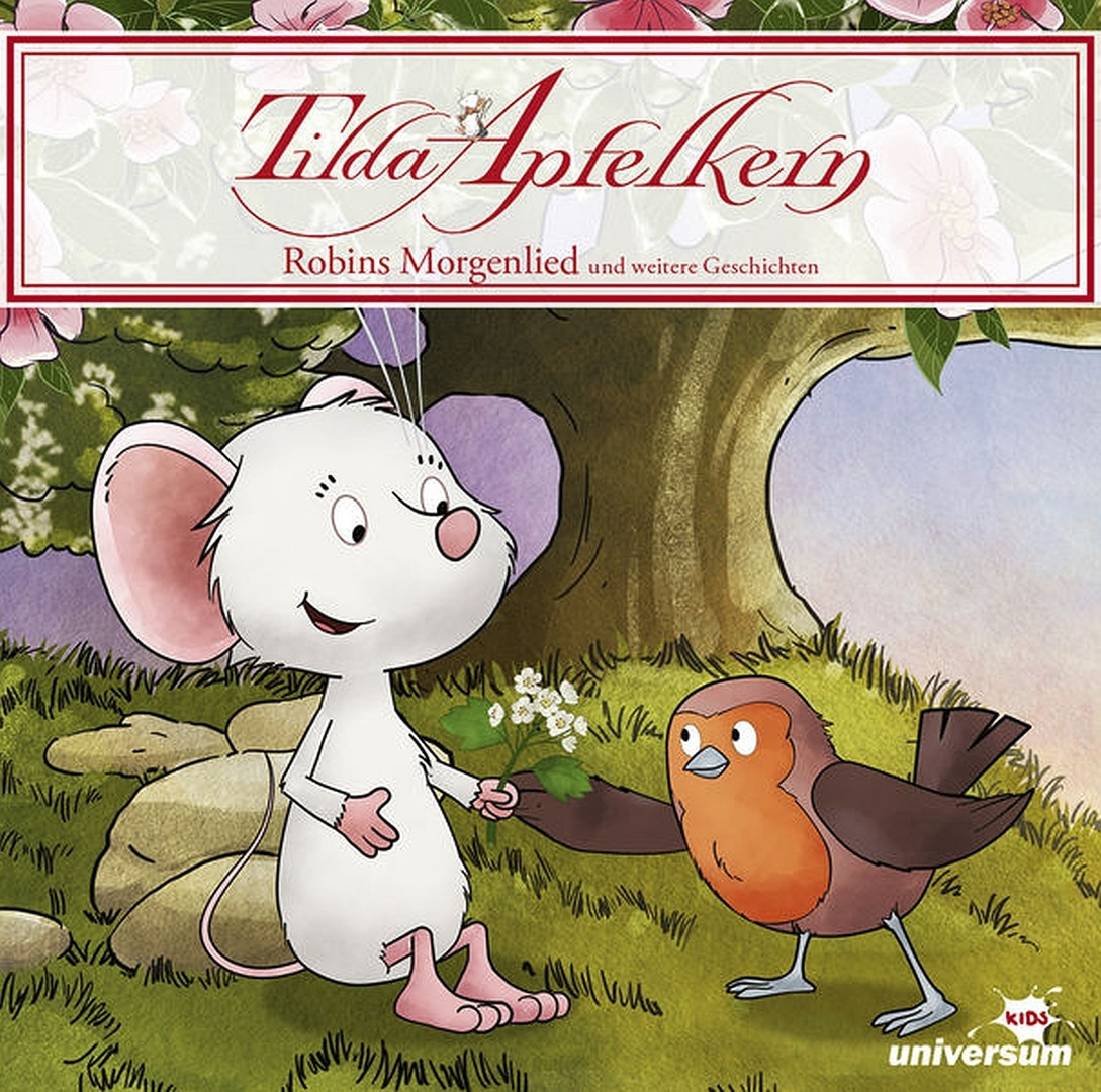 Tilda Apfelkern - CD 3: Robins Morgenlied