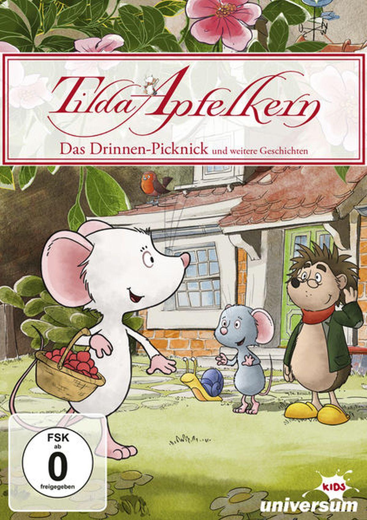 Tilda Apfelkern - DVD 1: Das Drinnen-Picknick