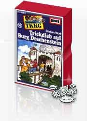 MC TKKG 059 Trickdieb auf Burg Drachenstein
