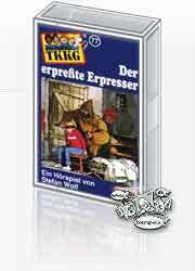 MC TKKG 077 Der erpresste Erpresser