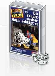 MC TKKG 086 Die Schatzsucher-Mafia schlägt zu