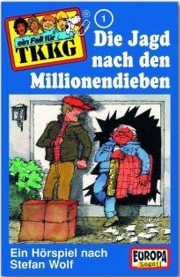 MC TKKG 001 Die Jagd nach den Millionendieben