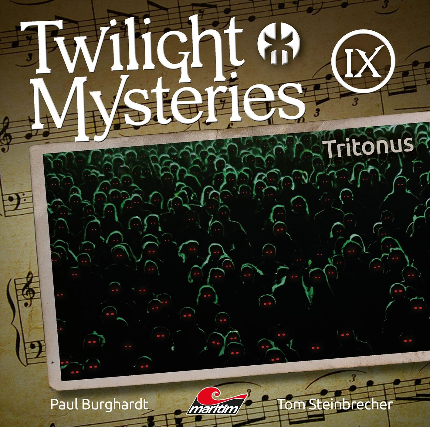 Twilight Mysteries - Folge 9: Tritonus