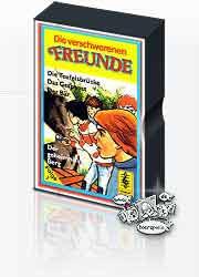 MC Starlet Die verschworenen Freunde Folge 01 Die Teufelsbrücke u.a.