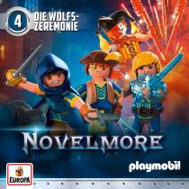 Playmobil Hörspiele - 004 Novelmore: Die Wolfs-Zeremonie