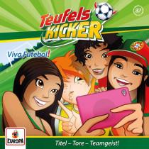 Teufelskicker 87 Viva Futebol!
