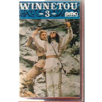 MC PMC Karl May Winnetou 3