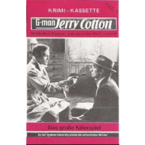 MC TSB Jerry Cotton Romancover Das Große Killerspiel 1