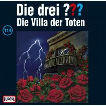 Die drei Fragezeichen Folge 114 Die Villa der Toten