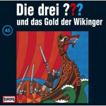 Die drei Fragezeichen Folge 045 und das Gold der Wikinger
