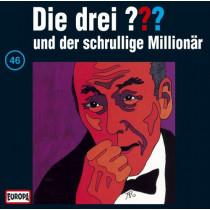 Die drei Fragezeichen Folge 046 und der schrullige Millionär