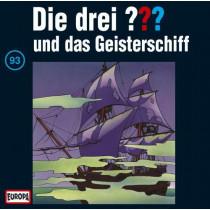 Die drei Fragezeichen Folge 093 und das Geisterschiff