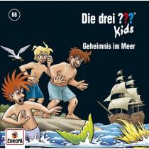 Die drei ??? Fragezeichen Kids - Folge 66: Geheimnis im Meer