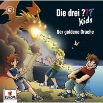 Die drei ??? Fragezeichen Kids - Folge 67: Der goldene Drache