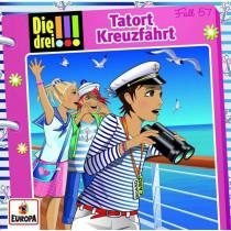 Die drei Ausrufezeichen - Folge 57: Tatort Kreuzfahrt