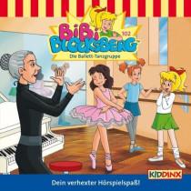 Bibi Blocksberg Folge 102 die Ballett-Tanzgruppe