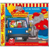 Benjamin Blümchen - Folge 149: auf der Tankstelle (CD)