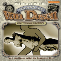 Professor van Dusen - Folge 26: Professor van Dusen rettet die Venus von Milo