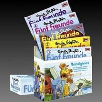 Die Fünf Freunde - Die Nostalgiebox