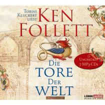 Ken Follett - Die Tore der Welt - ungekürzte MP3-Ausgabe