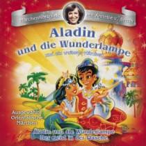 Märchenland - Aladin und die Wunderlampe / Der Geist in der Flas