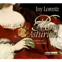 Iny Lorentz - Die Rose von Asturien