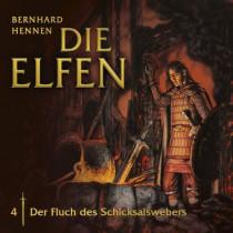 Hennen - Die Elfen 04 - Der Fluch des Schicksalwebers - Hörspiel