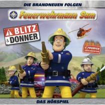 Feuerwehrmann Sam - 05: Blitz und Donner