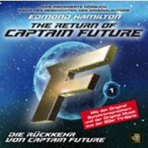 Captain Future 01 - Die Rückkehr von Captain Futur