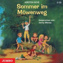 Kirsten Boie - Sommer im Möwenweg