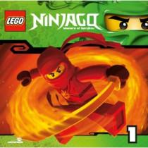 LEGO Ninjago 2. Staffel (CD 1)