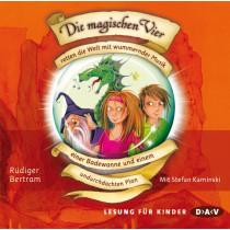 Rüdiger Bertram - Die magischen Vier - Teil 2