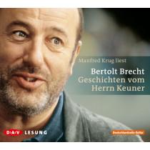 Bertolt Brecht - Geschichten vom Herrn Keuner