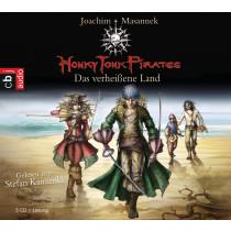 Honky Tonk Pirates - Band 01: Das verheißene Land
