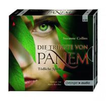 Die Tribute von Panem - Band 1: Tödliche Spiele