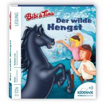 Bibi und Tina Hörbuch: Der wilde Hengst