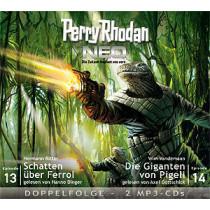 Perry Rhodan Neo MP3 Doppel-CD Folgen 13+14