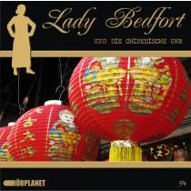 Lady Bedfort 54 und die chinesische Uhr