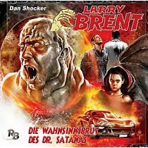 Larry Brent - Folge 03: Die Wahnsinnsbrut des Dr. Satanas