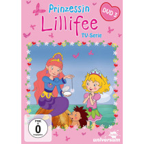Prinzessin Lillifee - TV-Serie - DVD 3