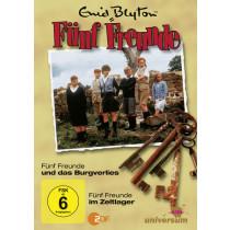 Fünf Freunde und das Burgverlies / ...im Zeltlager