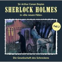 Sherlock Holmes: Die neuen Fälle 02: Die Gesellschaft des Schrec