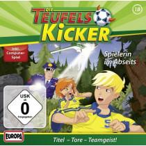 MC Teufelskicker - 18: Spielerin im Abseits