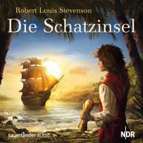 Robert Luis Stevenson - Die Schatzinsel (NDR Hörspiel)