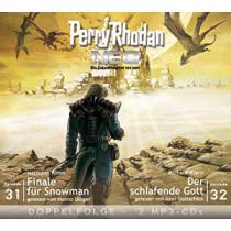 Perry Rhodan Neo MP3 Doppel-CD Folgen 31+32
